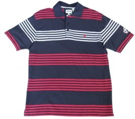 Nautical polo tişört