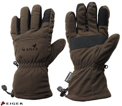 Eiger Wood Hunting Gloves Green