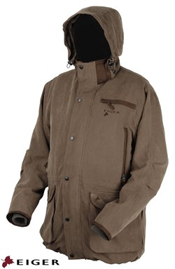 Eiger Wood Hunting Jacket Greeen