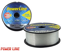 Power line Super Premıum 1000 m.Bobin Misina