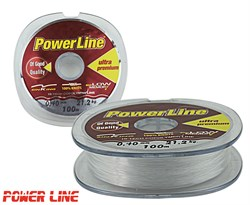 Power line Ultra Soft 100 m. Makara Misina
