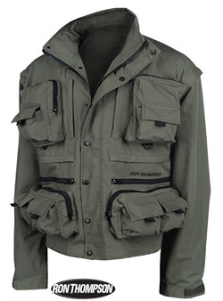 Ron Thompson Ontario Jacket Green