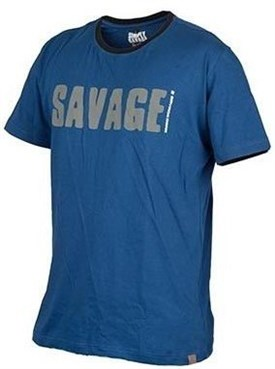 Savage gear Simply Savage Tee Blue T-Shirt
