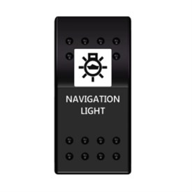 BFY Switch On-Off 12-24V Navigasyon Lambası