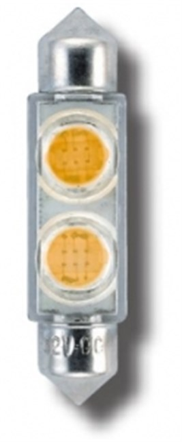 Led Sofit Ampul 10X38 mm 12 V